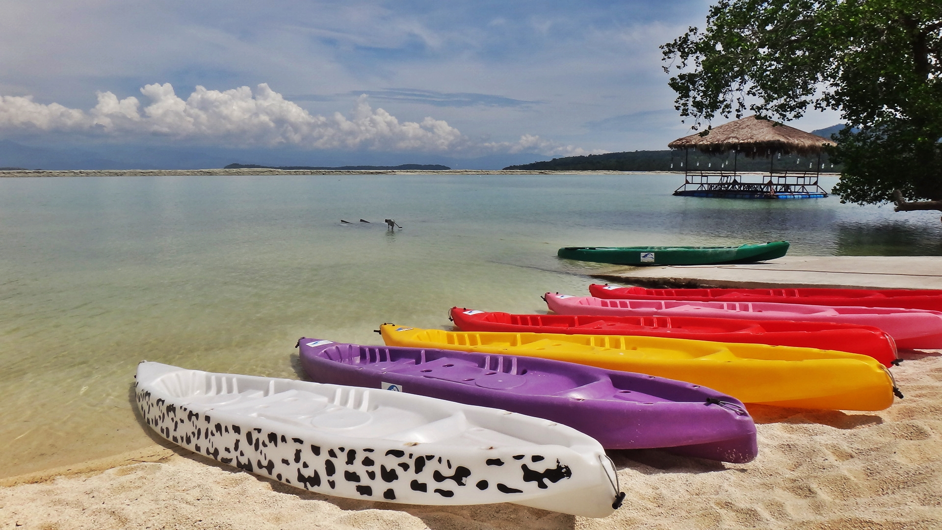 Davao Beaches Secdea Beach Resort Samal Traveljams