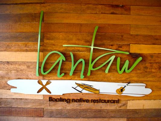 Lantaw Native Restaurant