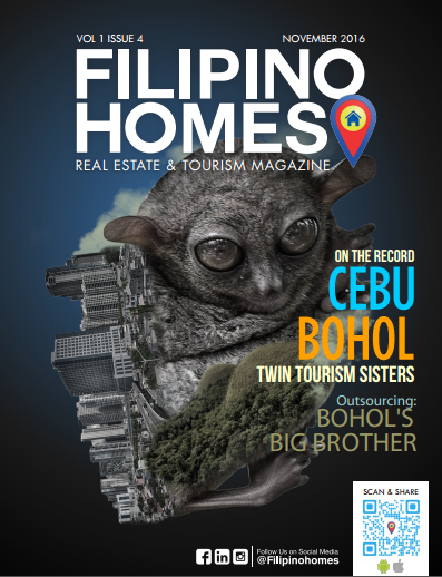Filipino Homes Real Estate & Tourism Magazine Vol 1 ISSUE 4