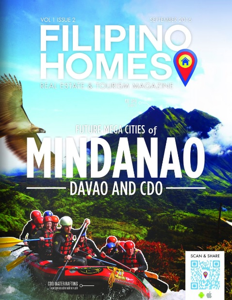 Filipino Homes Real Estate & Tourism Magazine Vol 1 ISSUE 2