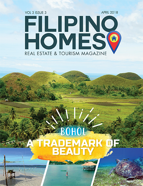 Filipino Homes Real Estate & Tourism Magazine Vol 3 ISSUE 3
