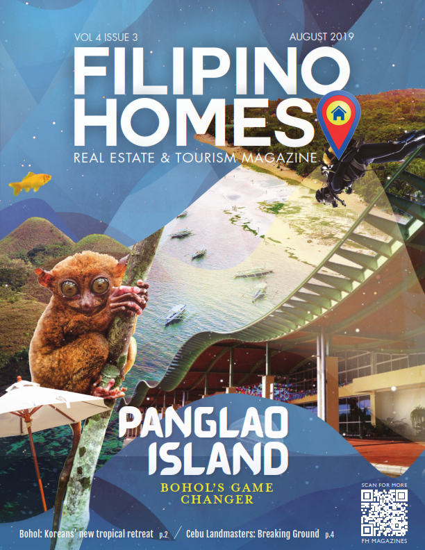 Filipino Homes Real Estate & Tourism Magazine Vol 3 ISSUE 8