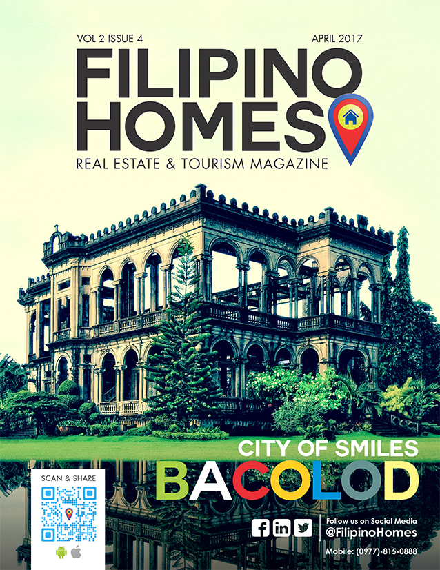 Filipino Homes Real Estate & Tourism Magazine Vol 2 ISSUE 4