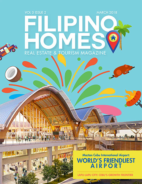 Filipino Homes Real Estate & Tourism Magazine Vol 3 ISSUE 2