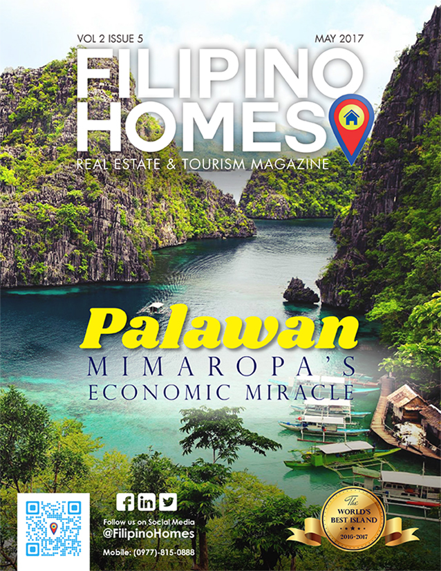 Filipino Homes Real Estate & Tourism Magazine Vol 2 ISSUE 5