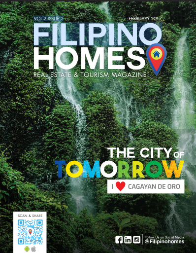 Filipino Homes Real Estate & Tourism Magazine Vol 2 ISSUE 2