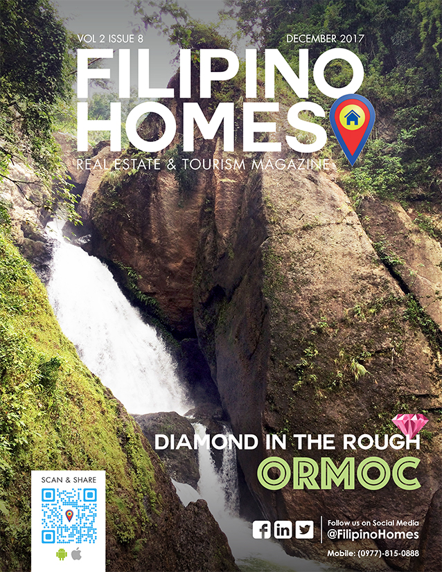 Filipino Homes Real Estate & Tourism Magazine Vol 2 ISSUE 8
