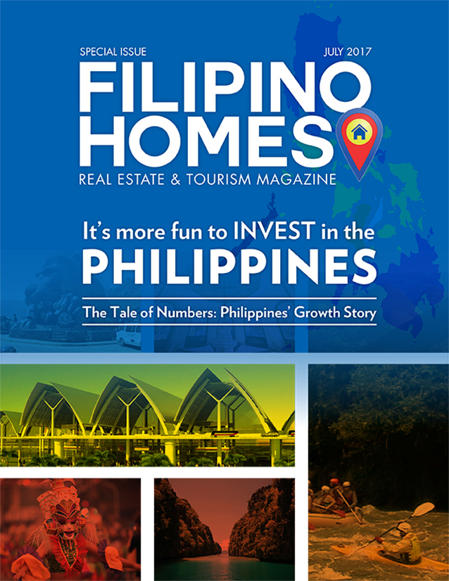 Filipino Homes Real Estate & Tourism Magazine Special Edition